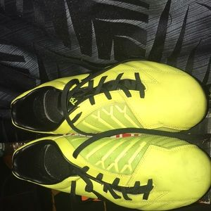 Nike Shoes - NIKE T90 SHOOT IV FG YOUTH SOCCER CLEATS